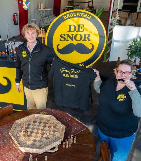Ook biersnorren kunnen helpen in de strijd tegen prostaatkanker. 'Neem er één'