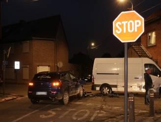 Twee ongevallen op kruispunt Houtbriel in 12 uur tijd