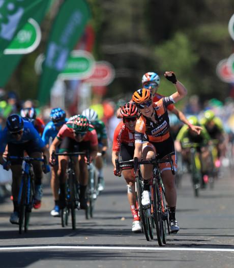 Pieters sprint naar zege in slotetappe Women's Tour