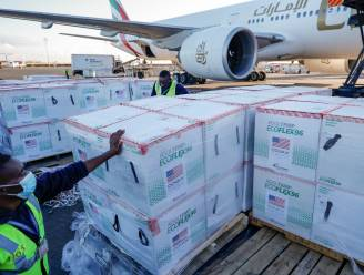 Moderna gaat Afrika bevoorraden met 110 miljoen coronavaccins