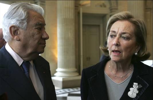 Paola en zakenman Aldo Vastapane in 2007.