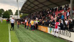 """Jeugdmatch tussen Ajax en Feyenoord gestaakt nadat """"familieleden spelers belaagd worden"""""""
