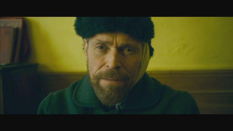 Dafoe als Vincent van Gogh in 'At Eternity's Gate'.  Beeld RV