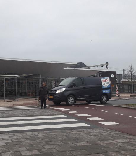Aanrijding op nieuwe oversteek station Wijchen: 'opletten en wennen'
