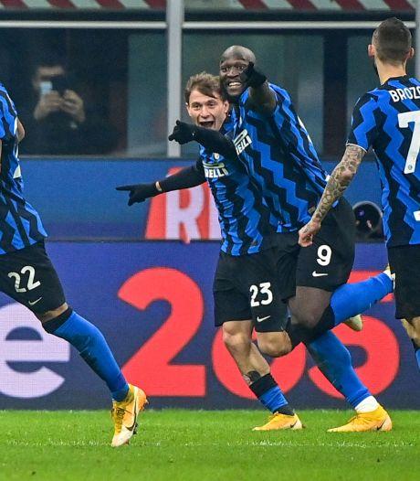 L'Inter et Romelu Lukaku donnent la leçon à la Juventus