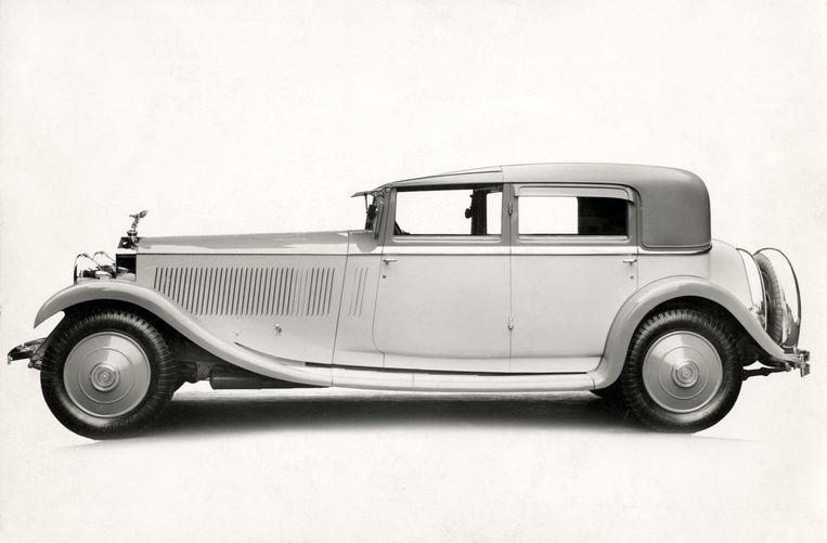 Phantom II van Rolls Royce, 1931. Beeld Hollandse Hoogte