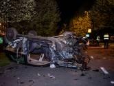 Mogelijk tweede auto betrokken bij ongeluk waarbij Tilburgse automobilist (26) zwaargewond raakte, politie doet onderzoek