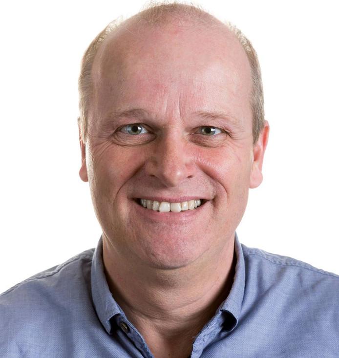Frank de Bruijn, nieuw raadslid voor Heusden één.