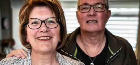 Partners van kankerpatiënten worstelen evengoed met ziekte: 'Ik ben nu meer verzorger dan partner'