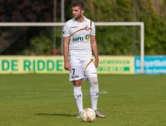 """Michiel De Bruycker (Wetteren) voor derby tegen ex-club Merelbeke: """"Twee ploegen die willen winnen"""""""