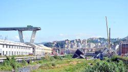Aandeel van snelweguitbater keldert na instorting van brug in Genua
