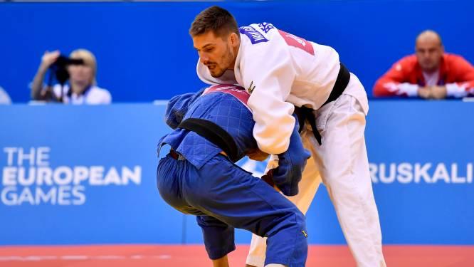 EK JUDO. Mina Libeer grijpt naast brons - Van Gansbeke zevende in herkansingen