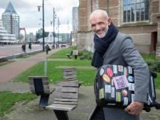 Songfestivalfan Peter legt Australiërs in de watten: 'Ze zijn nu al gék van Rotterdam'