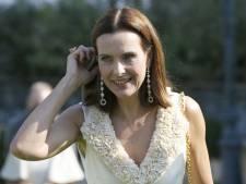 Carole Bouquet reçoit Alessandra Sublet et s'ouvre le front