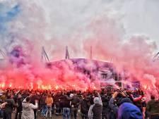 Fans Willem II halen opgelucht adem, 'Een prachtig einde van een kloteseizoen'
