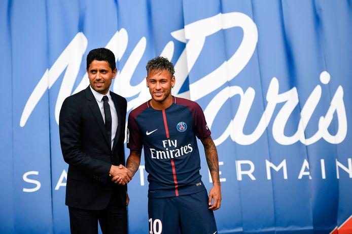 Neymar is de duurste speler ter wereld, maar is PSG ook de grootste uitgever?
