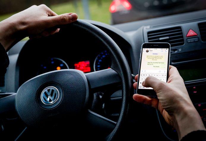 Volgens burgemeenster Jack Mikkers 'kan het niet zo zijn dat autobestuurders zorgen voor gevaarlijk weggedrag en anderen een onveilig gevoel geven'.