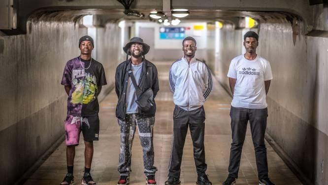"""Tieners richten nieuwe hiphopvereniging op: """"Kortrijk zit vol talenten, wij helpen hun dromen waarmaken"""""""