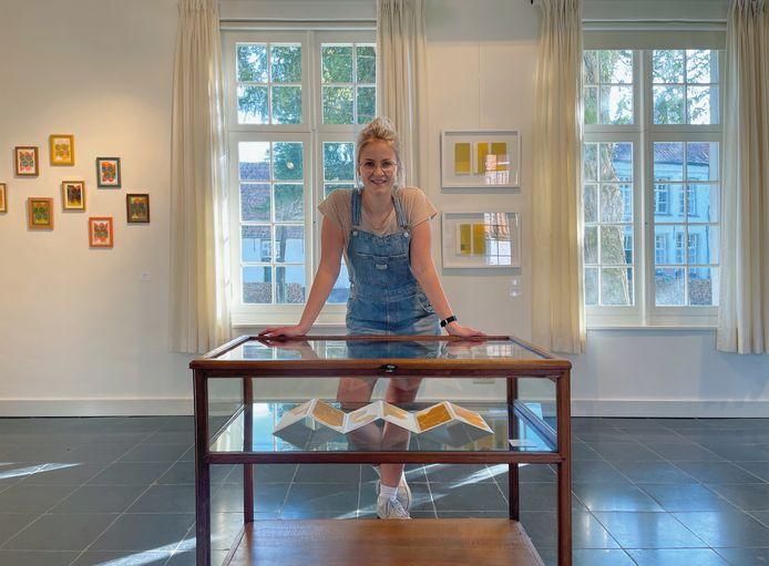 Alexandra VInck exposeert in het Stedelijk Museum Hoogstraten.