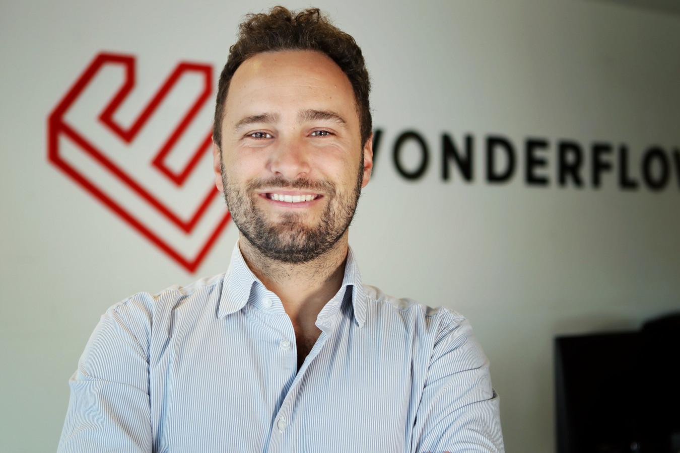 Riccardo Osti, CEO van Wonderflow