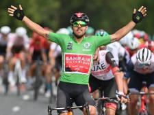 Driemaal is scheepsrecht voor Colbrelli in Dauphiné, Kelderman vijfde
