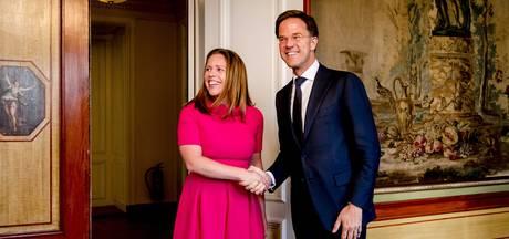 Ze schreeuwen het niet van de daken, maar Waardhuizen is trots op vice-premier Carola Schouten