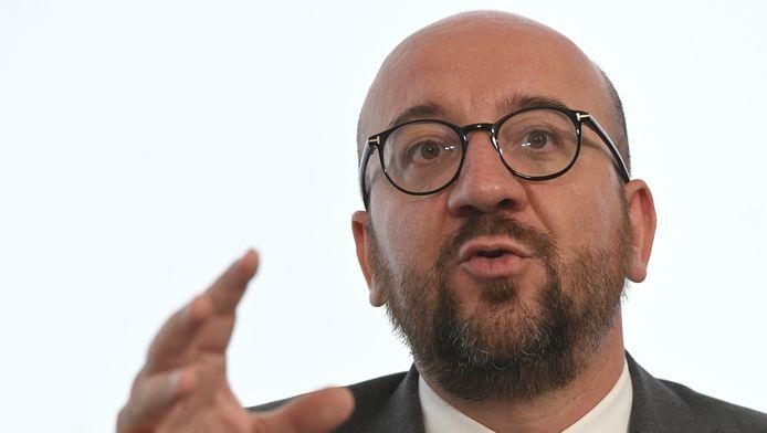 Premier Charles Michel heeft meermaals bewezen over 'vijf minuten politieke moed' te beschikken.