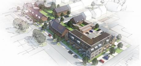 Nieuw plan met veelzijdig aanbod: Rijen krijgt 35 woningen op KIN-locatie