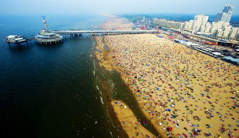 Foto van de Pier genomen in augustus 2012. Beeld anp