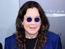 Ozzy Osbourne weer in ziekenhuis opgenomen