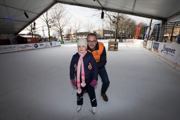Kaja en Marc Verrijth.