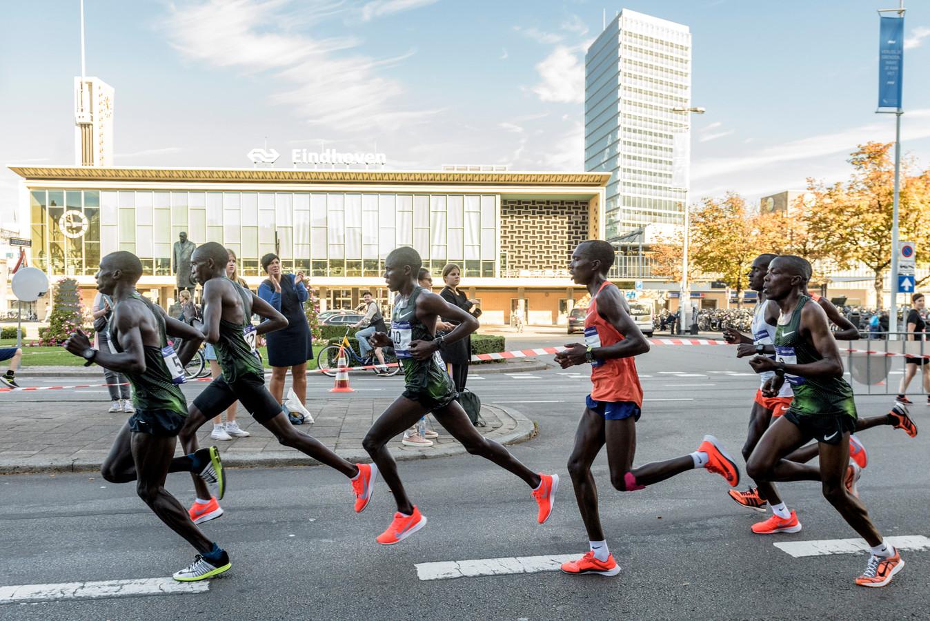 EINDHOVEN  - Marathon Eindhoven 2018