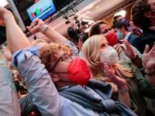 SPD wint Duitse verkiezingen dankzij historisch zwakke kandidaat