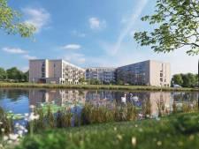 Bewoners nieuw appartementencomplex Dalemse Veste kunnen de klok rond zorg krijgen
