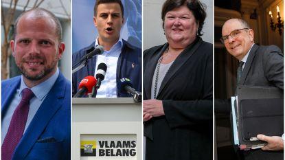 Zo heeft Vlaams-Brabant gestemd: Francken haalt veruit meeste voorkeurstemmen
