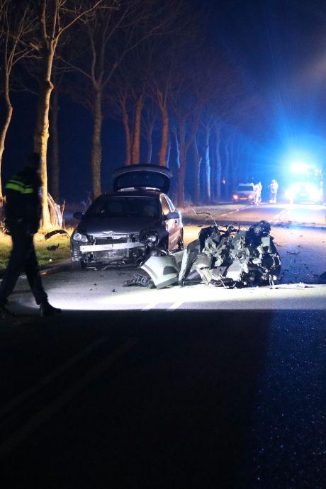 Ernstig ongeval N714 tussen Emmeloord en Espel: traumahelikopter biedt assistentie