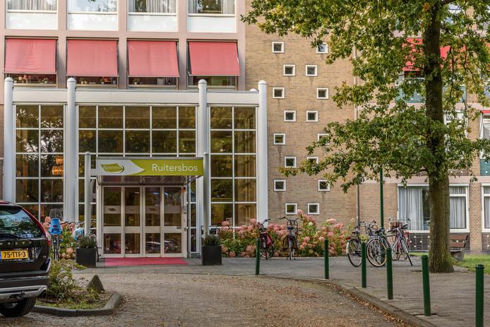 Verzorgingstehuis Ruitersbos.