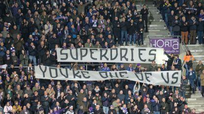 Hét kippenvelmoment van een voetbalavond op het Kiel: ontroerend eerbetoon in minuut 17 aan zieke fan Dries