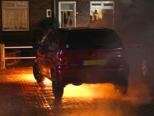 Weer een autobrand in de Schadewijk in Oss