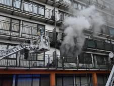 Incendie maîtrisé à la cité du Peterbos à Anderlecht: deux personnes légèrement intoxiquées