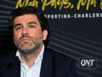 """Mehdi Bayat maakt de balans op van Charleroi: """"Vallen de resultaten tegen, dan moet je als clubbestuurder ingrijpen"""""""