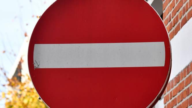 Enkele rijrichting in Bellaertstraat: file aan verkeerslichten De Ommegang ontwijken via Keiberg niet meer mogelijk