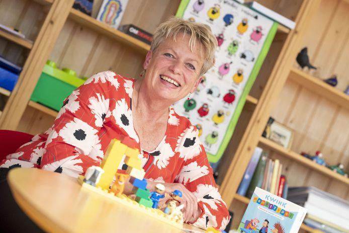 Marjolein Lunshof is gepensioneerd maar biedt in haar praktijk hooggevoelige kinderen graag een helpende hand.