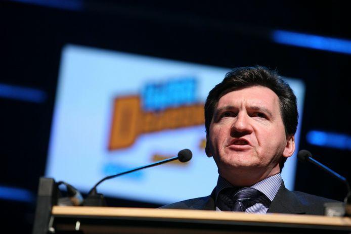 De naam van politicus Stef Goris van Lijst Dedecker werd genoemd in het dossier.