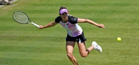 Elise Mertens échoue en demi-finales du double à Birmingham