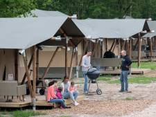 Comfortabel kamperen op de glamping in Zoelen
