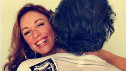 Natalia onthult het geslacht van haar ongeboren kind