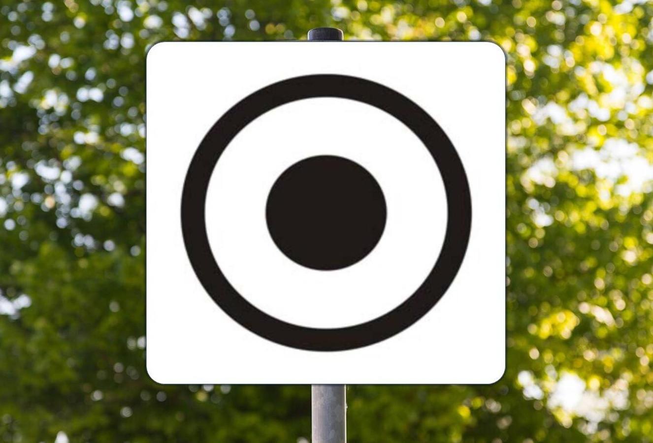 Dit verkeersbord herkennen zelfs de meeste Duitsers zelf niet.