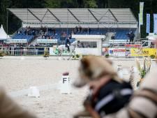 Terugkeer van ruiters en paarden in Boekelo bezorgt Military-preses Robert Zandstra brok in de keel