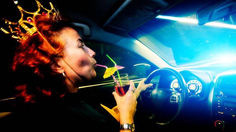 Dronken achter het stuur kruipen kan je in Engeland een oneervolle vermelding op Facebook opleveren.